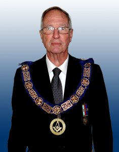 RW Bro Anthony Strong District Grand Master